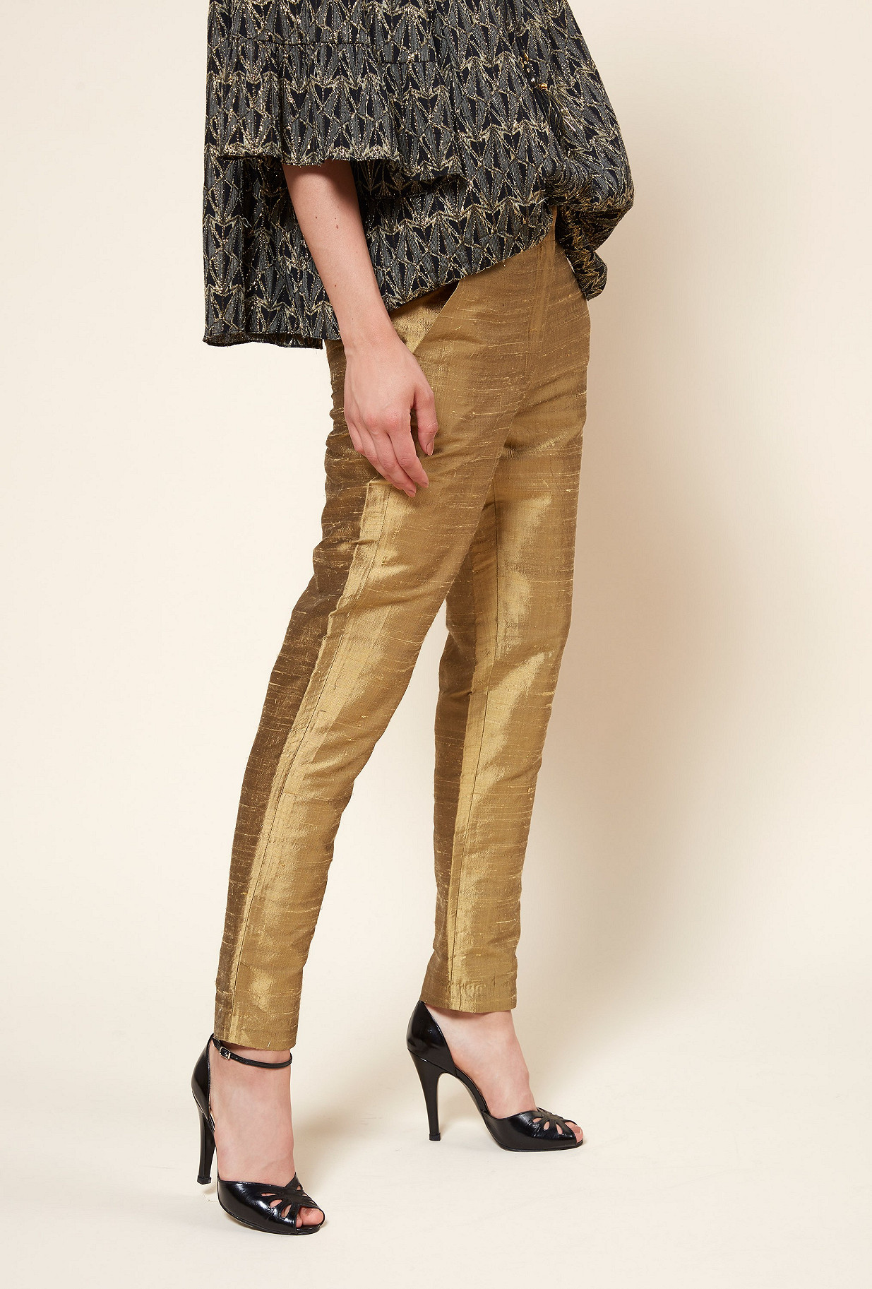 clothes store PANT  Goldie french designer fashion Paris