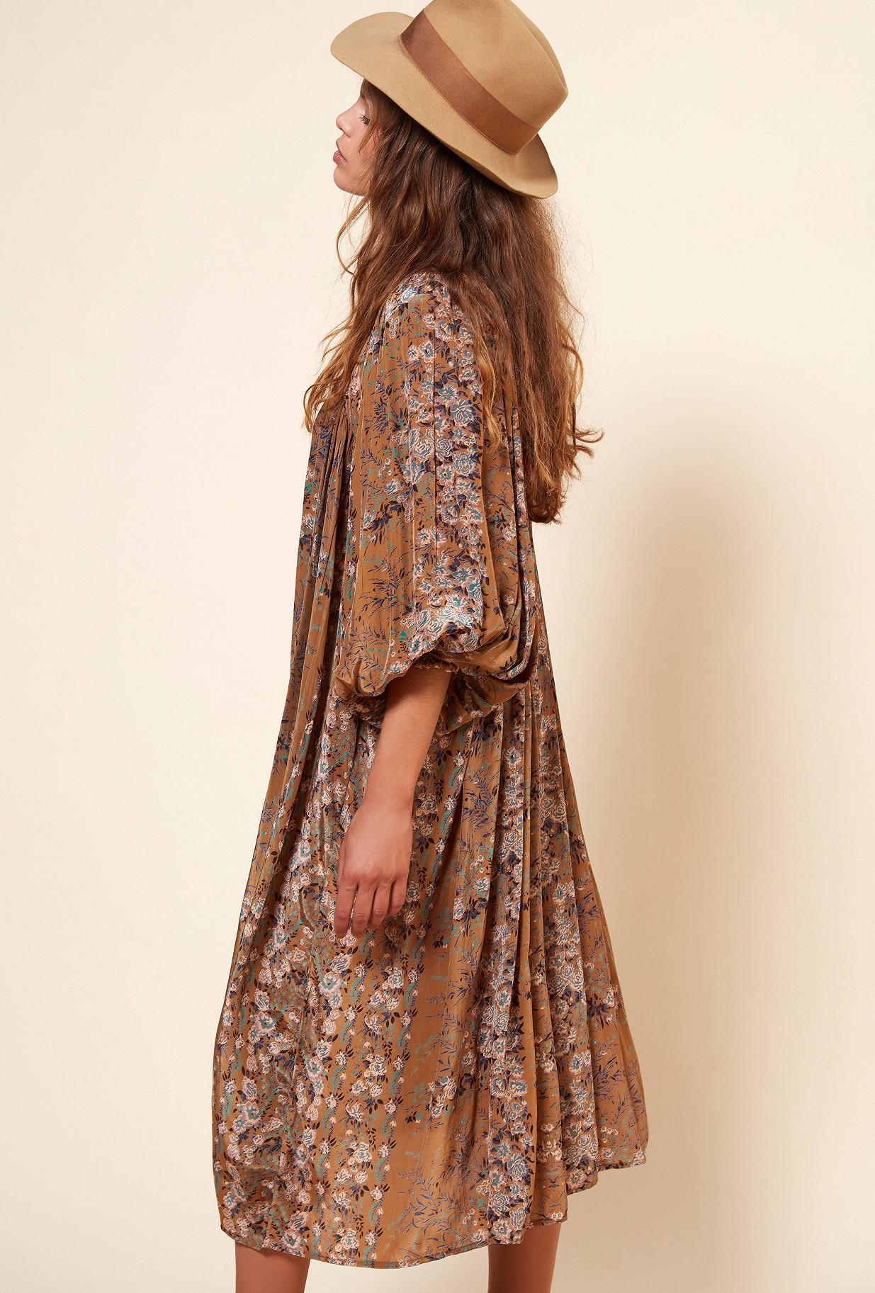 Floral print Dress Jalon Mes Demoiselles Paris
