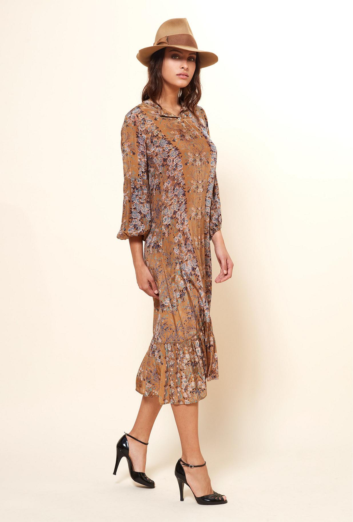 Floral print Dress Jena Mes Demoiselles Paris
