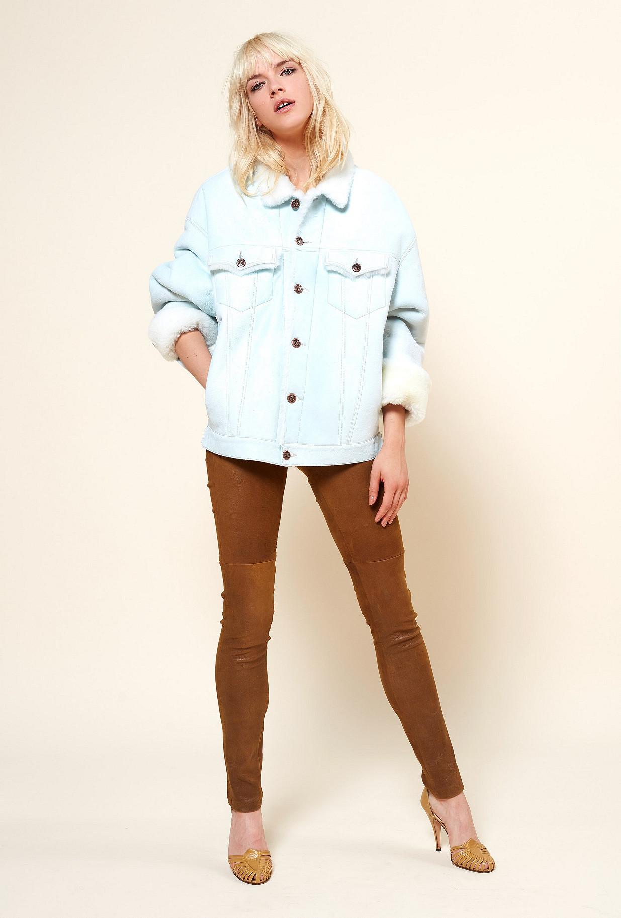 clothes store JACKET  Lady Lad french designer fashion Paris