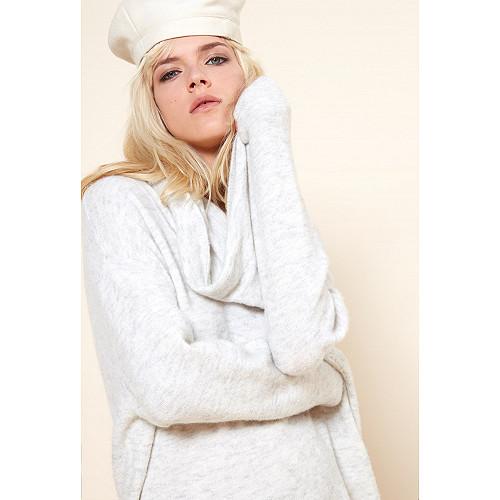 Maille Gris  Mineral mes demoiselles paris vêtement femme paris