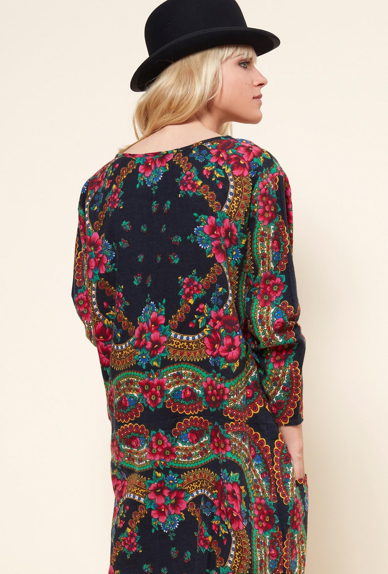 Black  Dress  Pachmina Mes demoiselles fashion clothes designer Paris