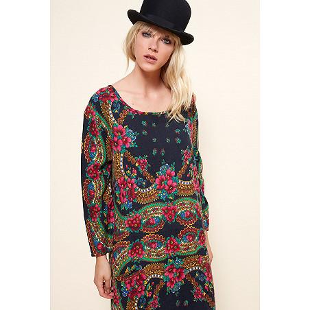 clothes store ROBE  Pachmina french designer fashion Paris
