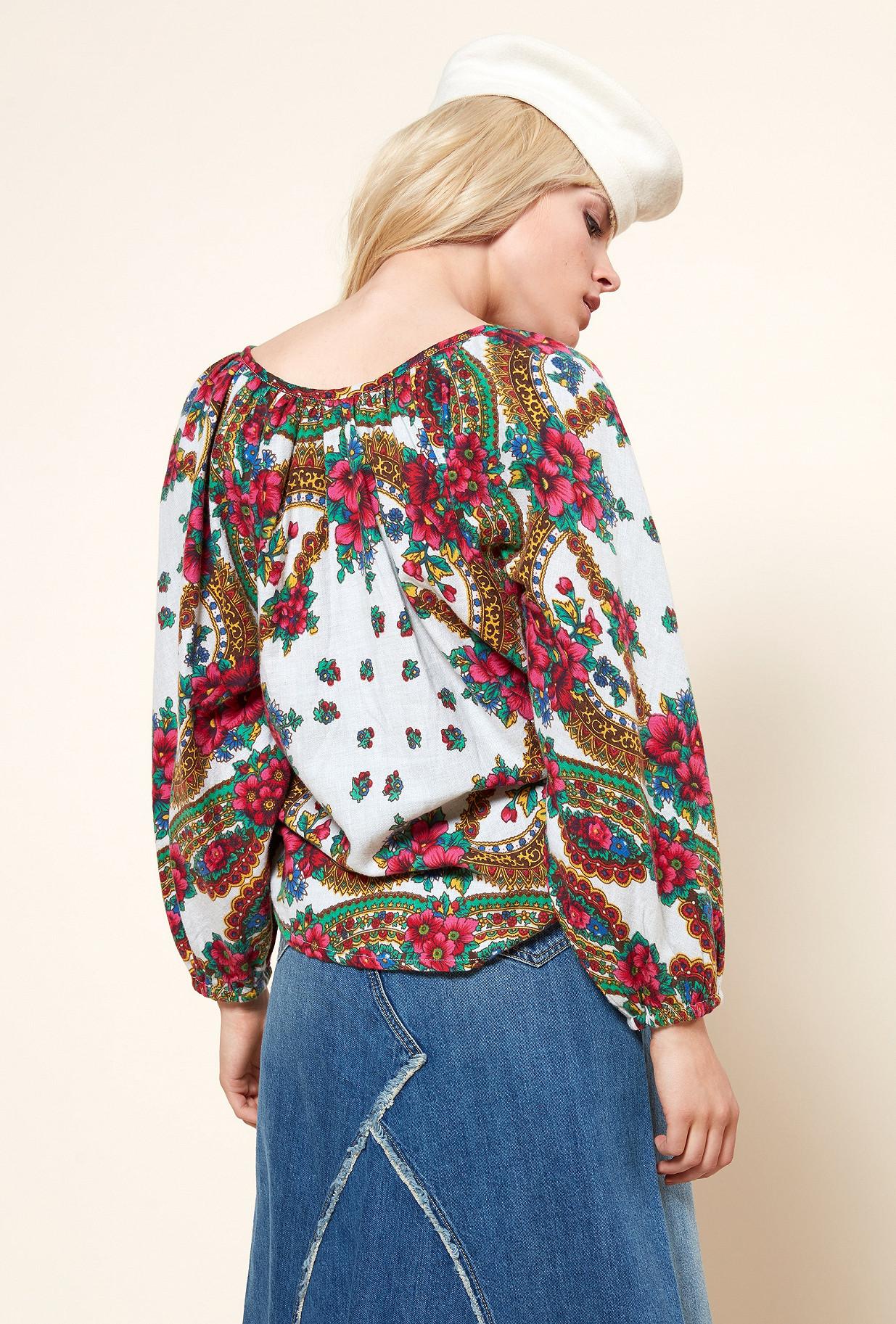 Paris clothes store Blouse  Possad french designer fashion Paris