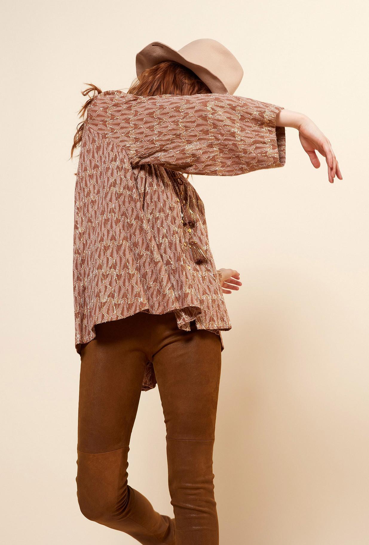 Paris clothes store Blouse  Botys french designer fashion Paris