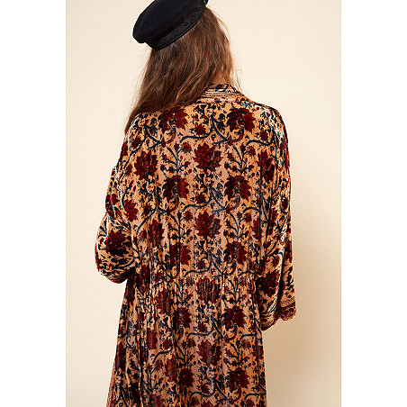 clothes store KIMONO  Cesar french designer fashion Paris