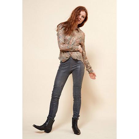 clothes store PANTALON  Esther french designer fashion Paris