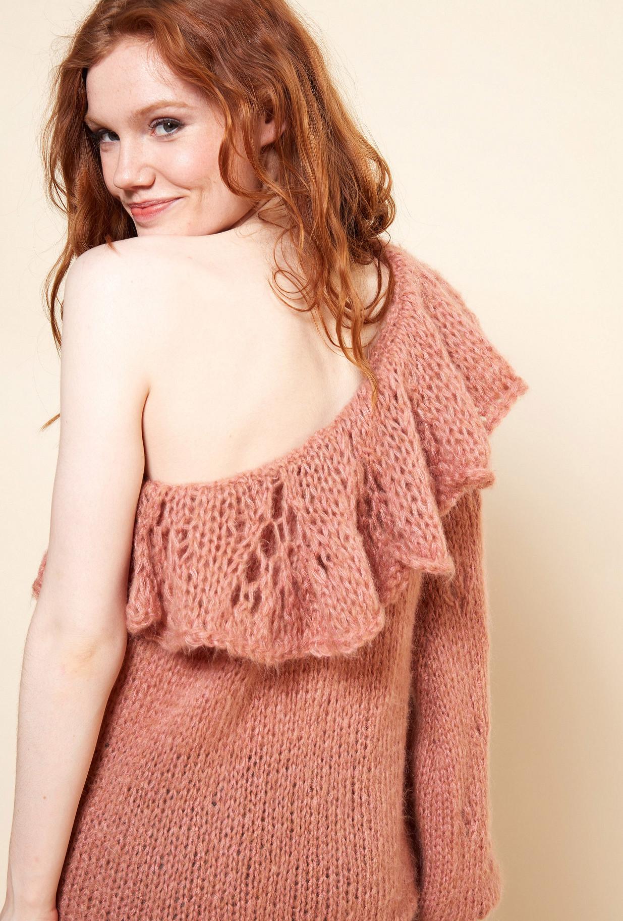 Maille Nude  Frileuse mes demoiselles paris vêtement femme paris