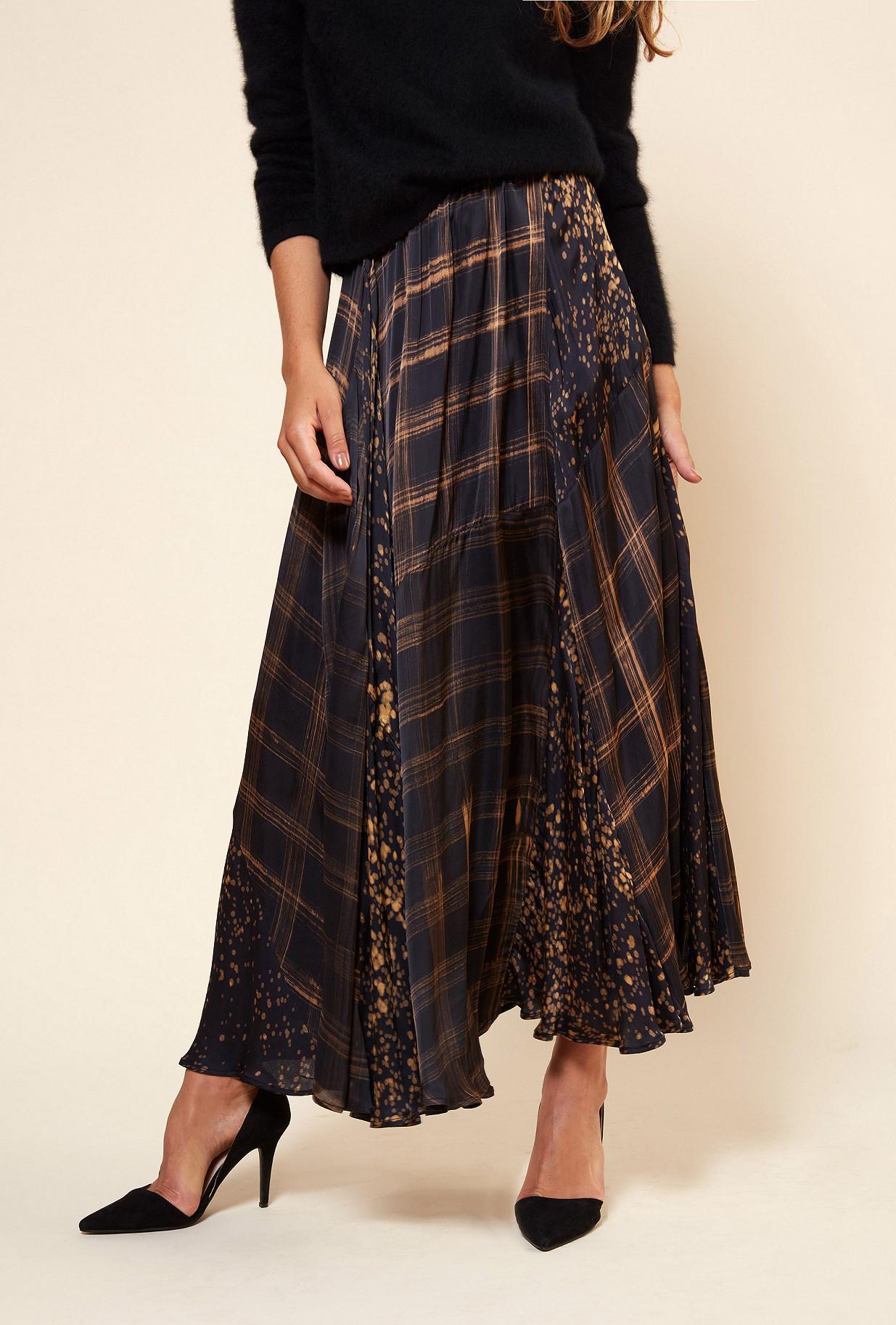 Black  Skirt  Gaite Mes demoiselles fashion clothes designer Paris