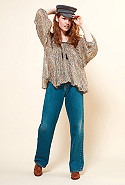 clothes store Blouse  Ginger french designer fashion Paris