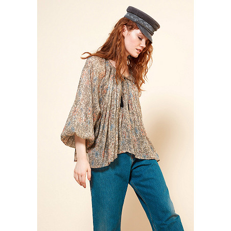 clothes store BLOUSES  Ginger french designer fashion Paris
