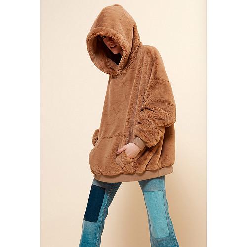 MANTEAU Godard Mes Demoiselles coloris Camel