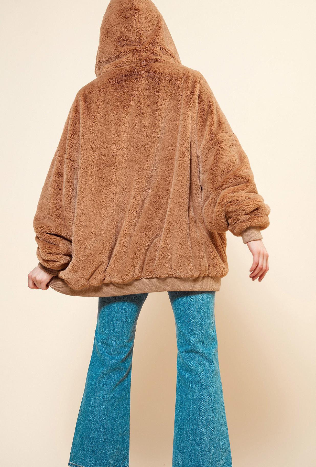 Camel COAT Godard Mes Demoiselles Paris
