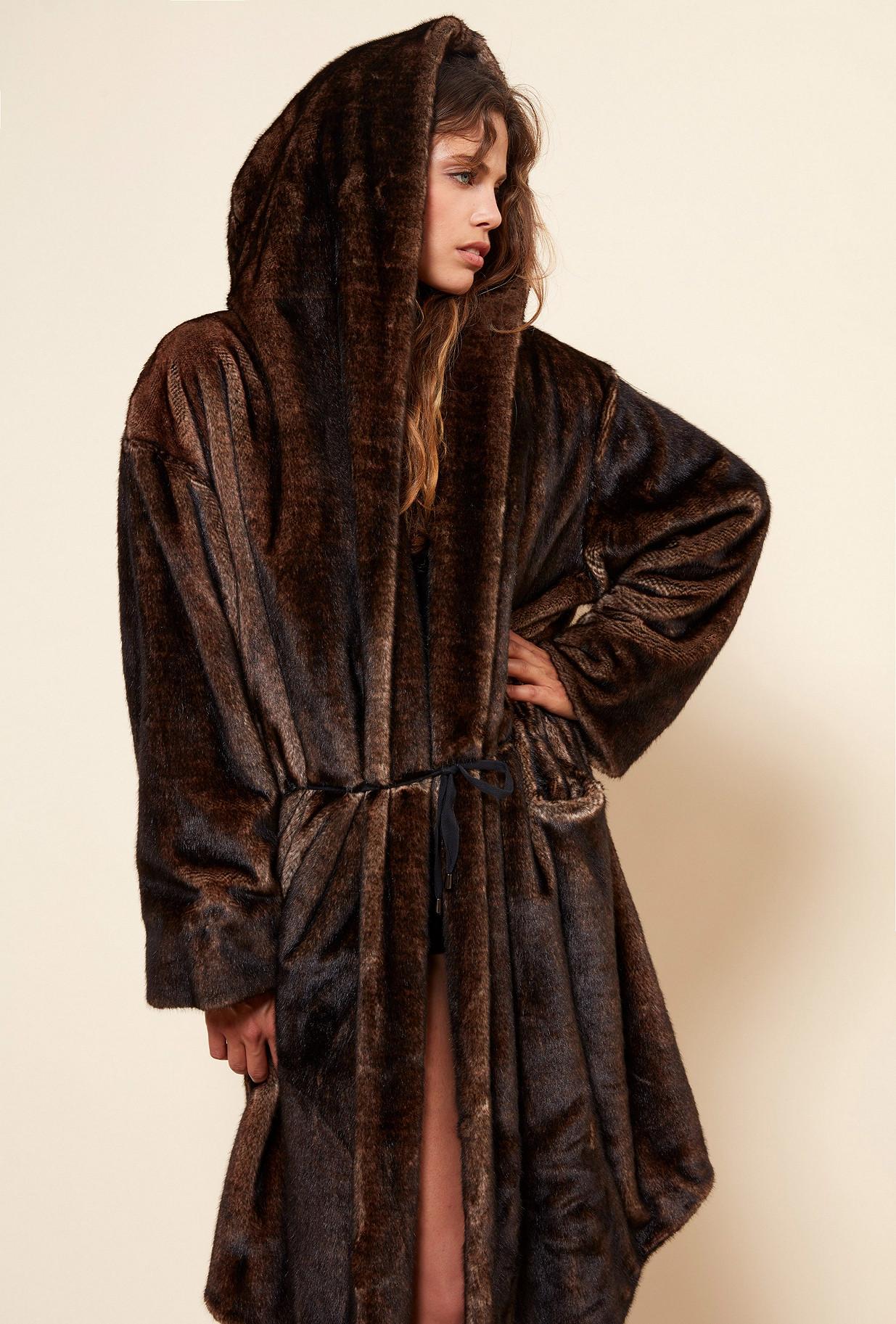 Paris clothes store COAT  Mahogany french designer fashion Paris