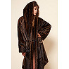 clothes store COAT  Mahogany french designer fashion Paris