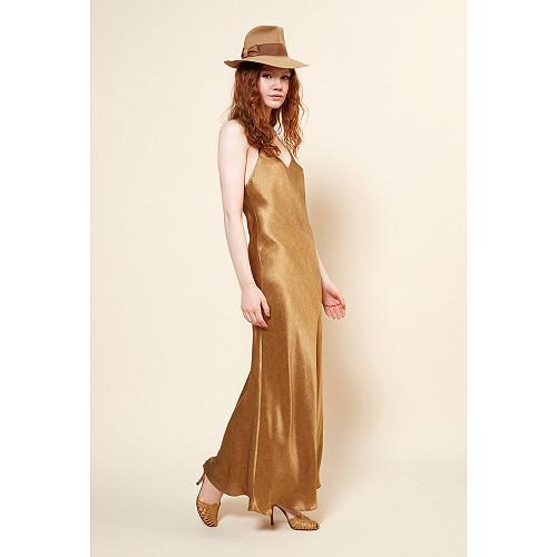 Dress Nymphe Mes Demoiselles color Gold