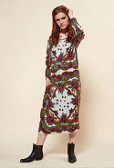boutique de vetement Robe createur boheme  Pachmina