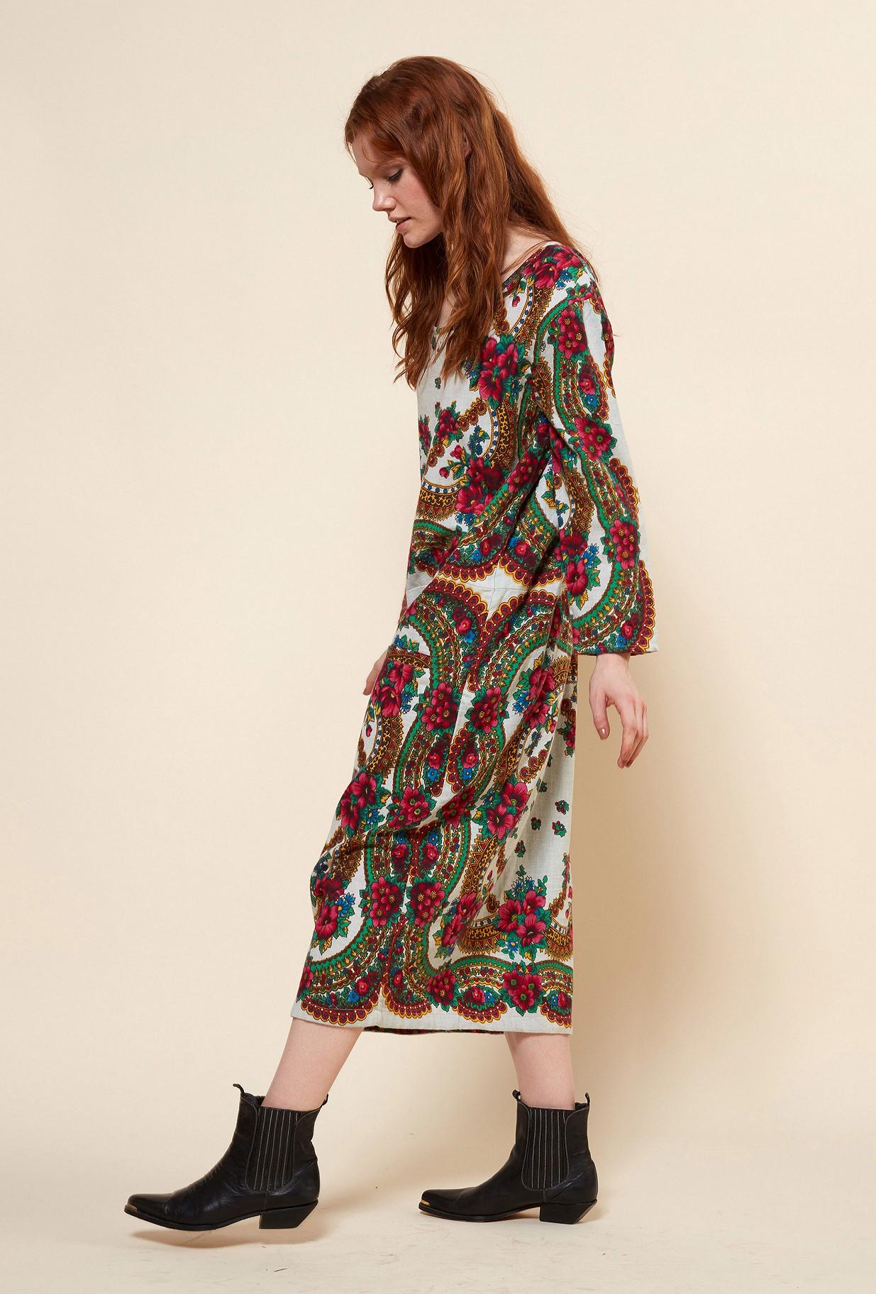 Paris boutique de mode vêtement Robe créateur bohème  Pachmina
