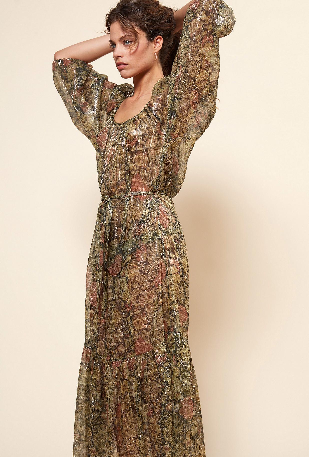 boutique de vetement Robe createur boheme  Paturage