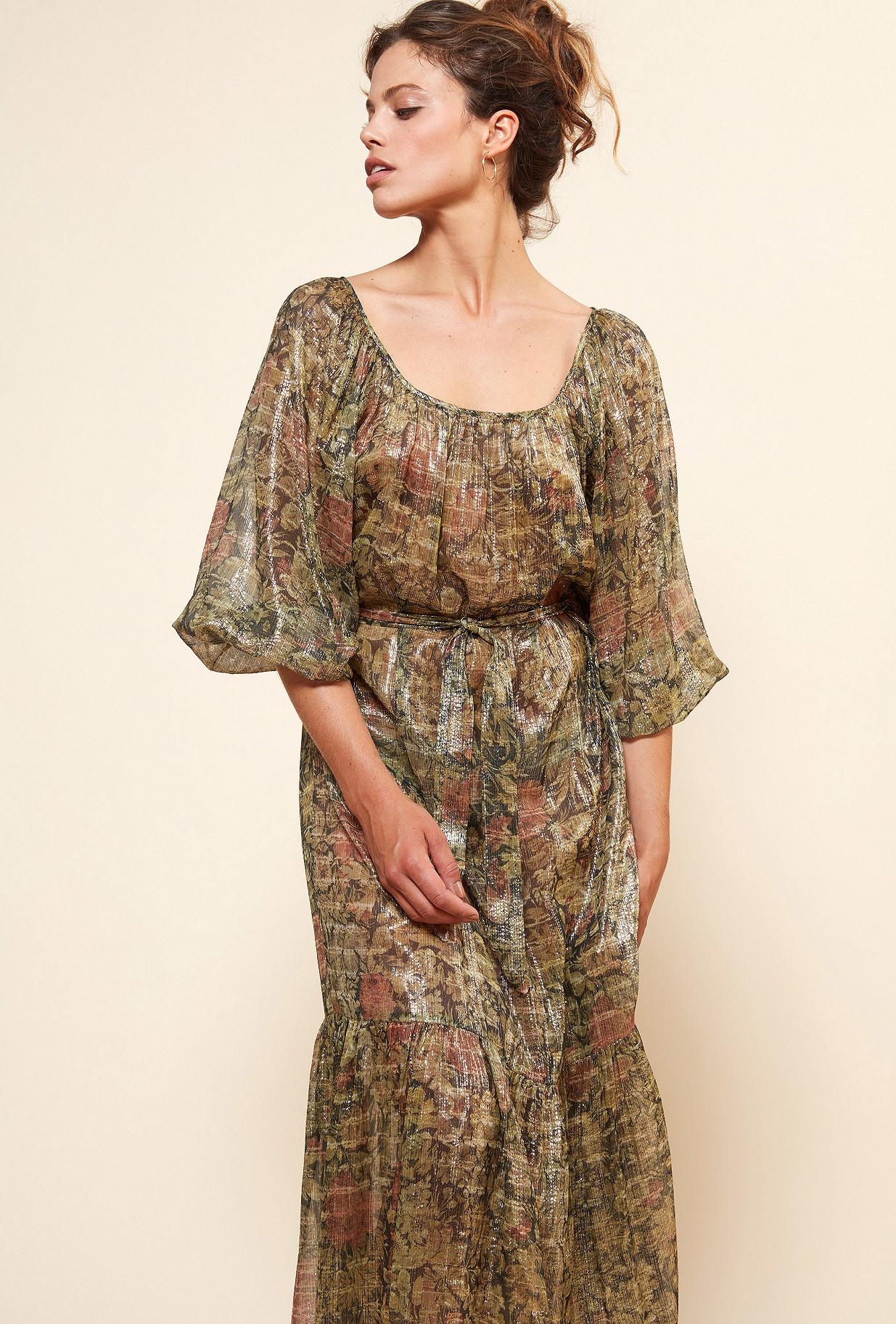 Floral print Dress Paturage Mes Demoiselles Paris