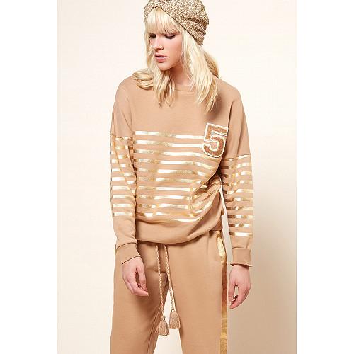 Camel Sweater Cambon Mes Demoiselles Paris