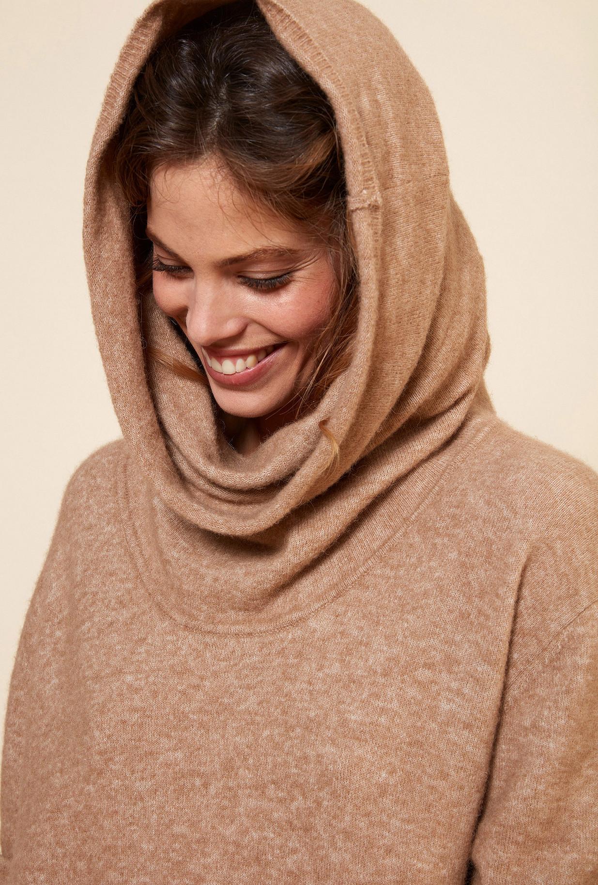 Maille Camel  Mineral mes demoiselles paris vêtement femme paris