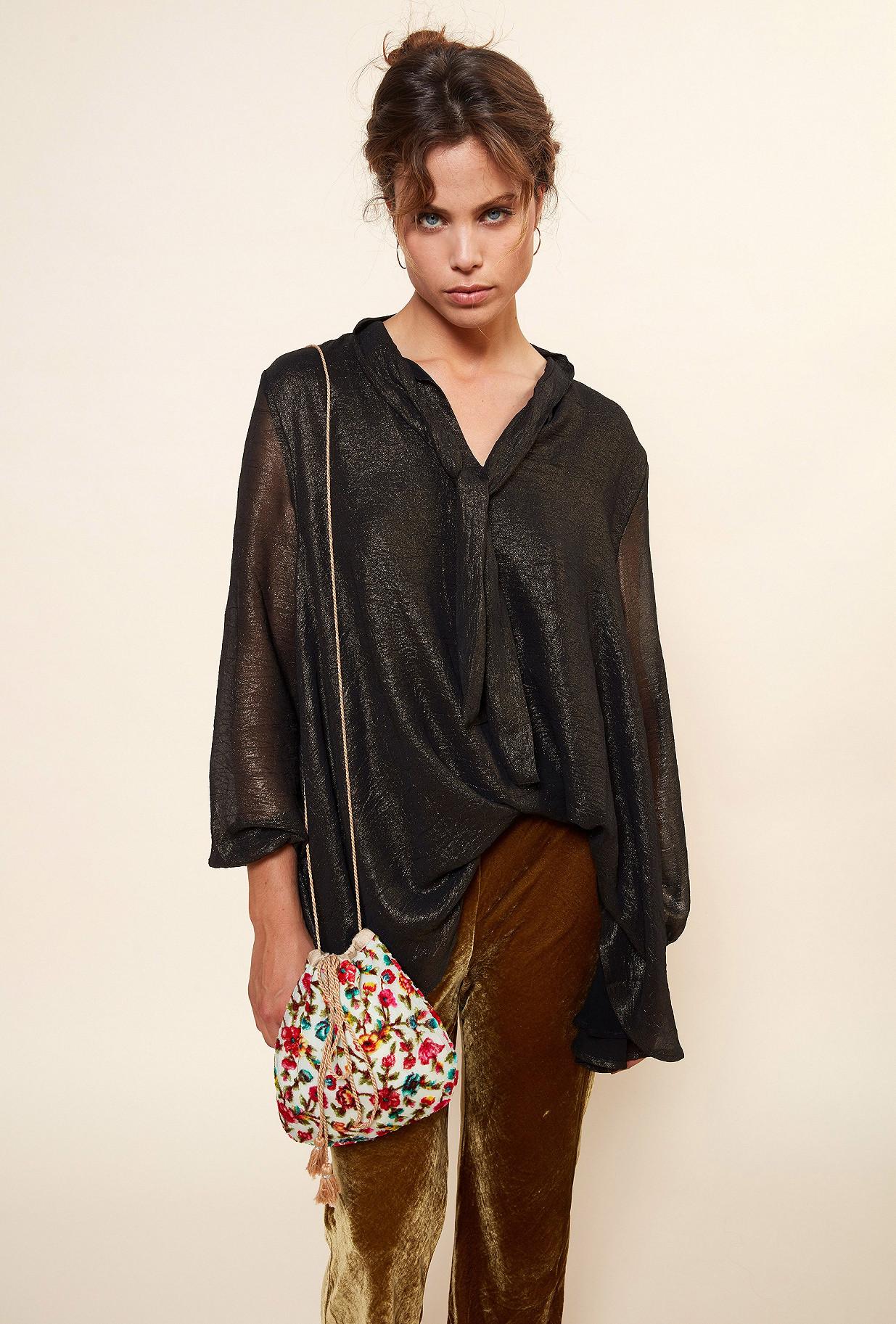 Paris boutique de mode vêtement Sac créateur bohème  Sam