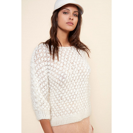 clothes store SWEATERS  Snow Flake french designer fashion Paris