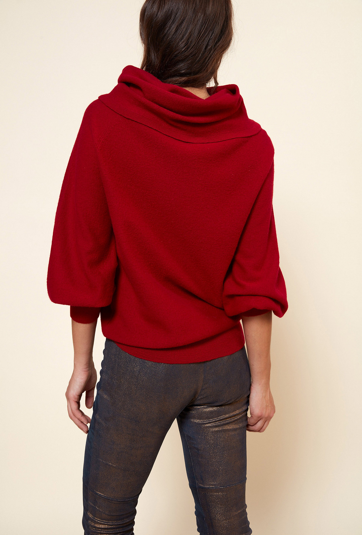 Red Knit Sonate