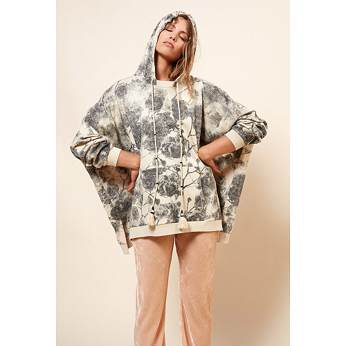 Beige  Sweater  Sparrow Mes demoiselles fashion clothes designer Paris