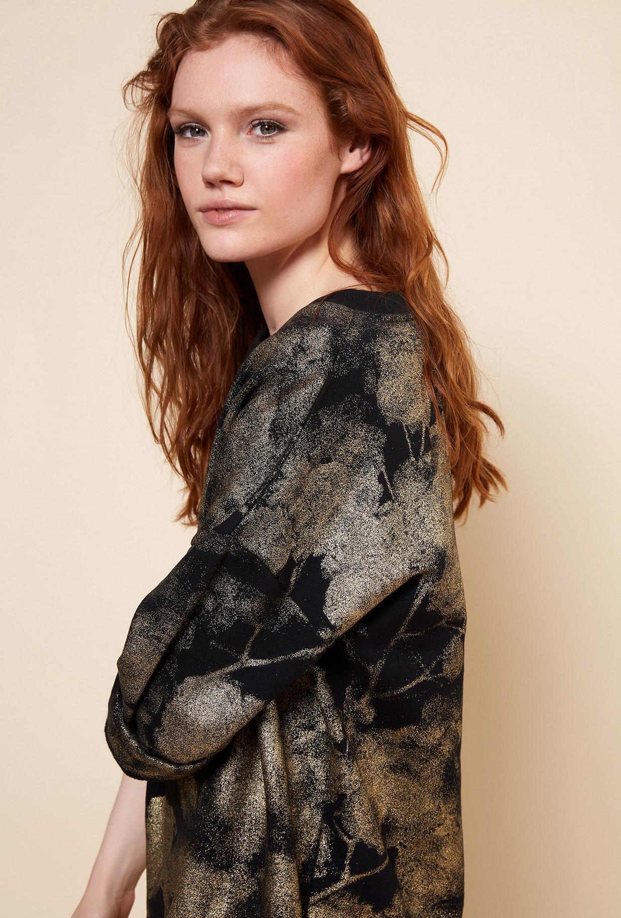 Black Sweater Steed Mes Demoiselles Paris