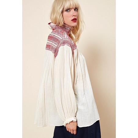 clothes store BLOUSE  Tartuffe french designer fashion Paris