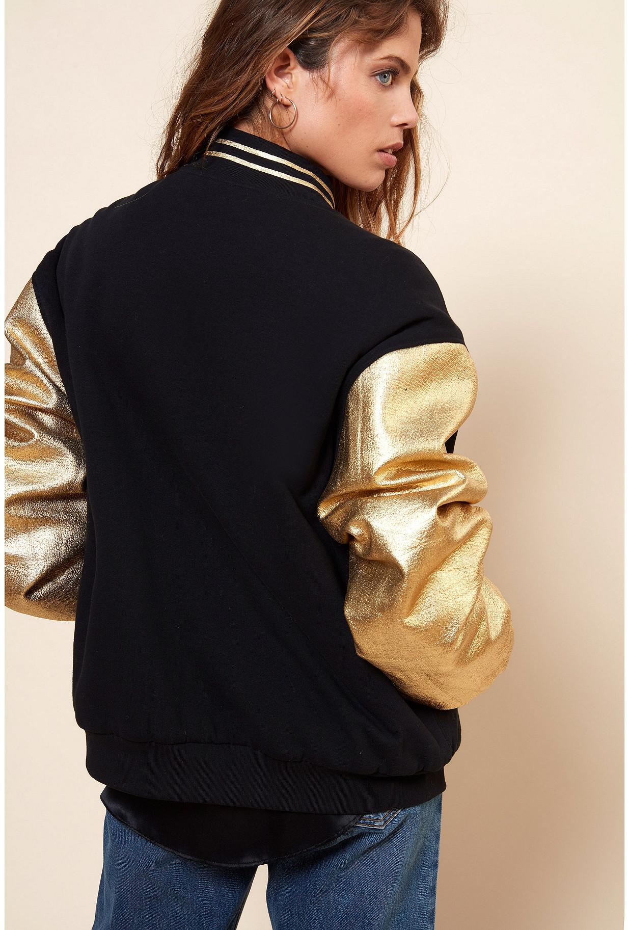 Black  JACKET  Ted-x Mes demoiselles fashion clothes designer Paris