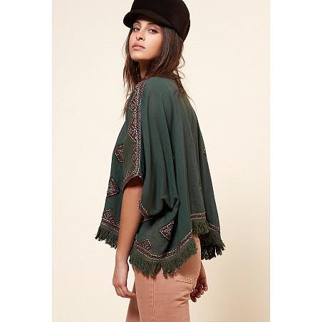 clothes store KIMONOS - PONCHOS  Zakarie french designer fashion Paris
