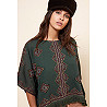Paris clothes store PONCHO  Zakarie french designer fashion Paris