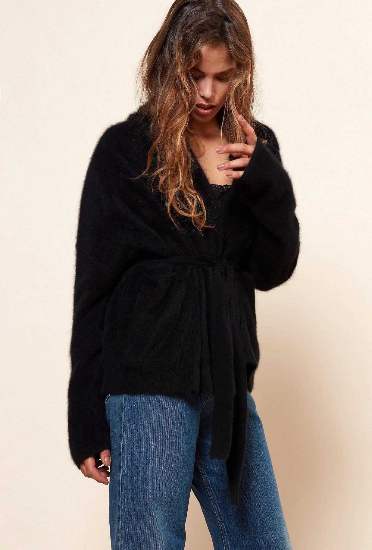 Black Knit Catwoman