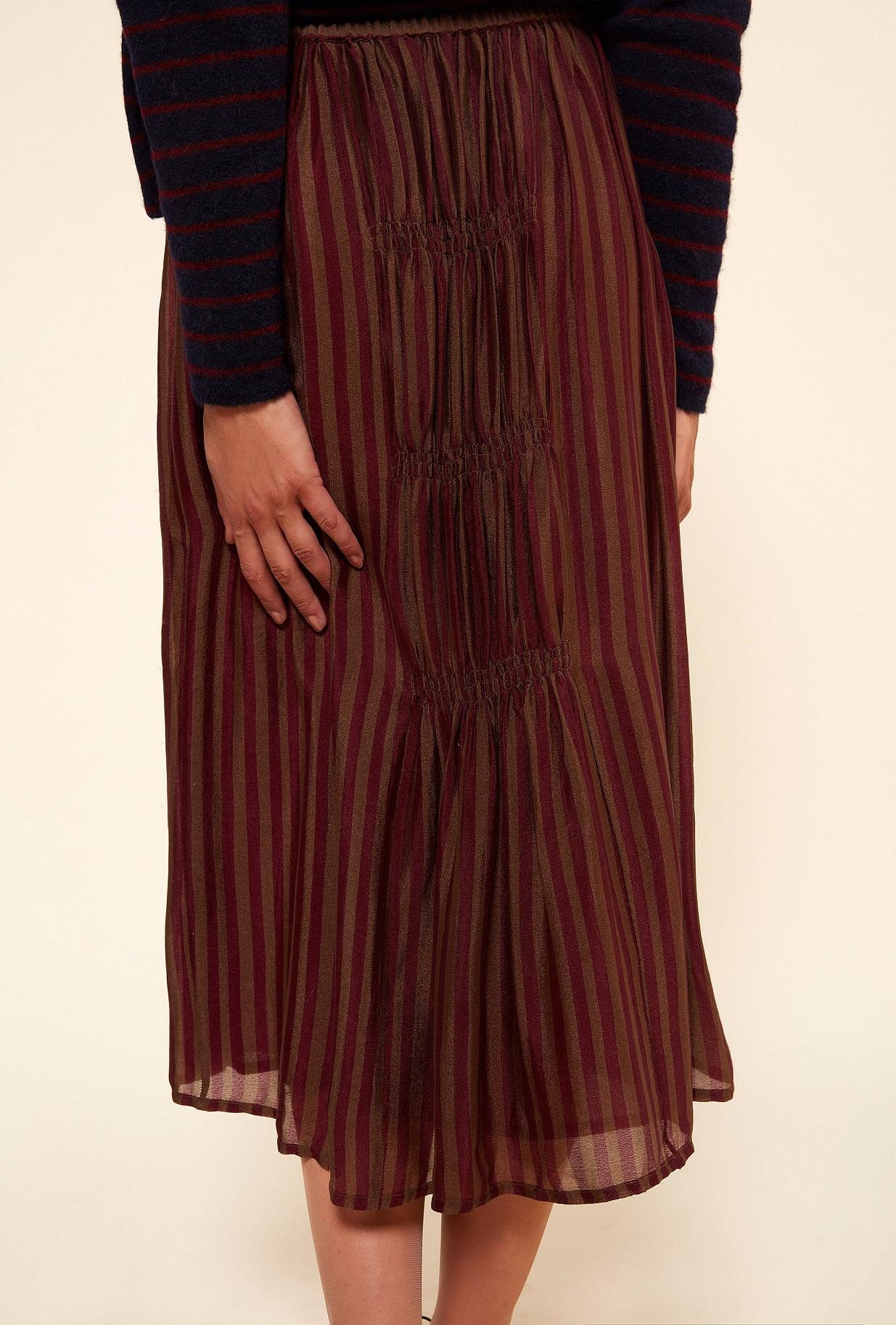 Paris boutique de mode vêtement Jupe créateur bohème  Chaton
