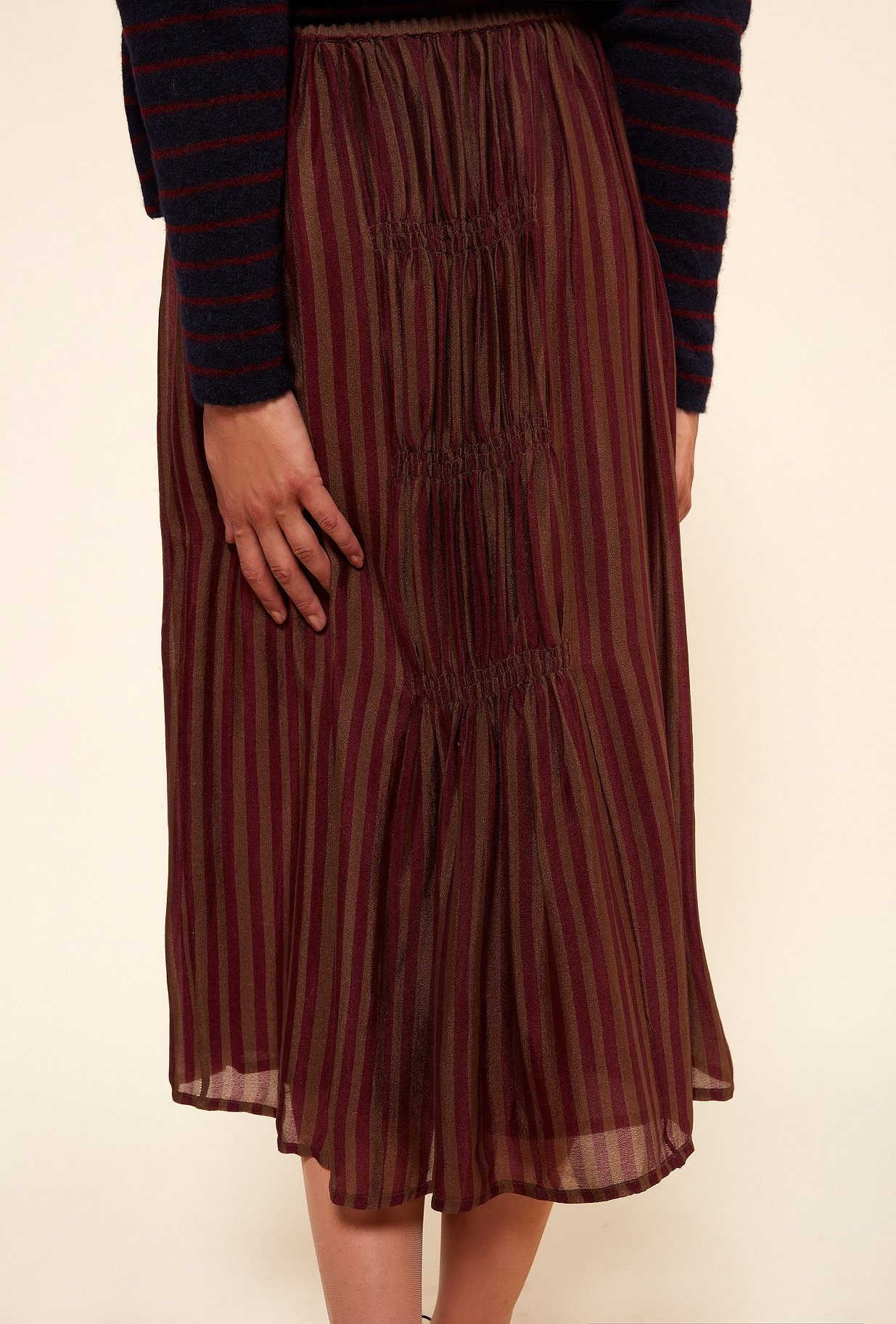 Paris clothes store Skirt  Chaton french designer fashion Paris