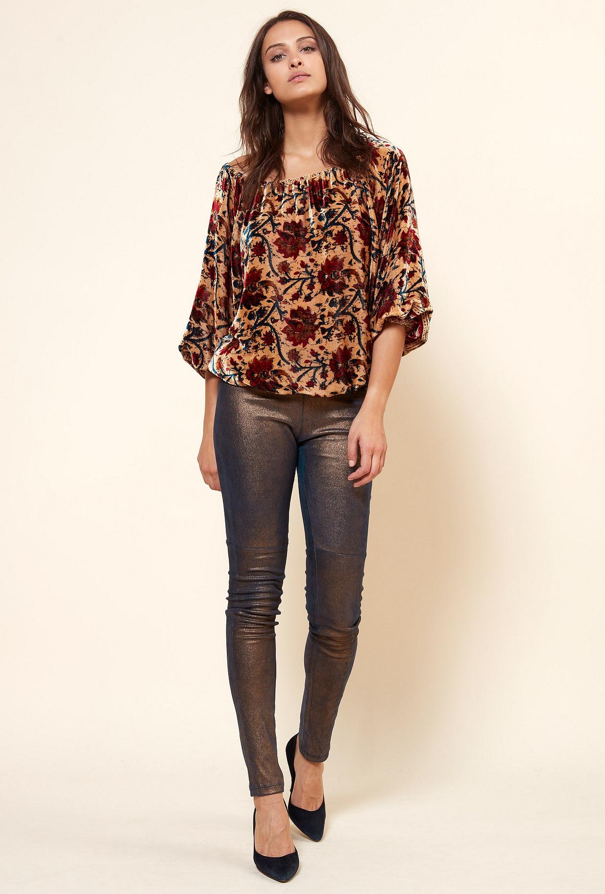 Paris boutique de mode vêtement Blouse créateur bohème  Cherie