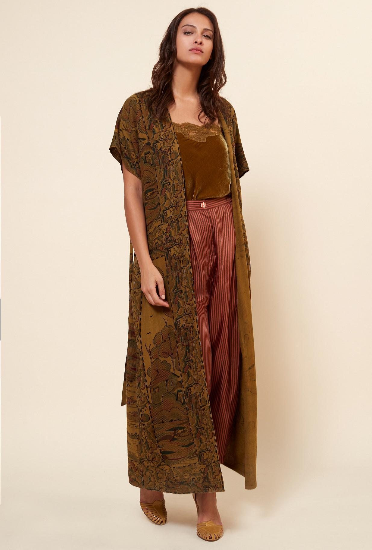 Paris clothes store KIMONO  Cypress french designer fashion Paris