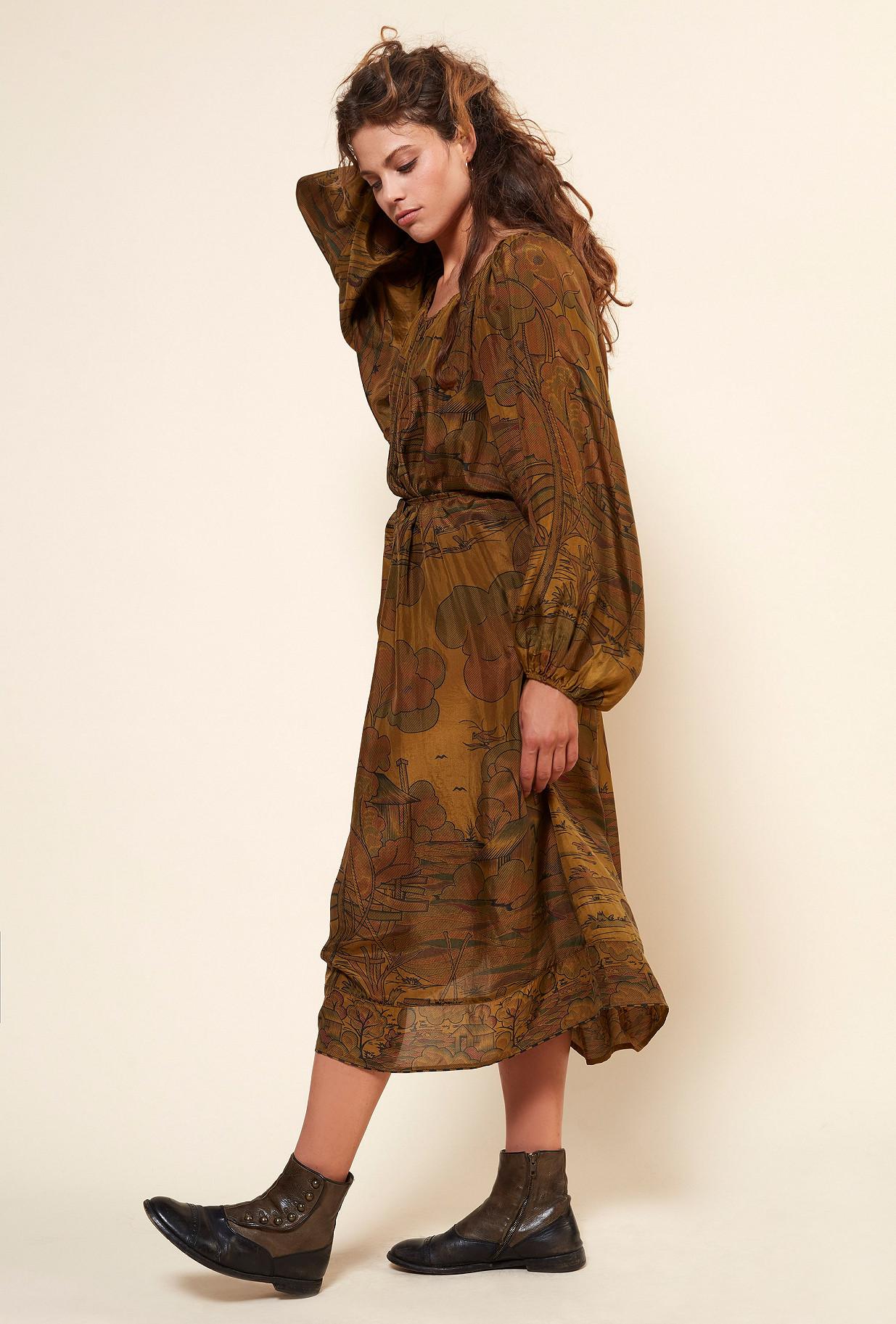 Paris boutique de mode vêtement Robe créateur bohème  Cyprille
