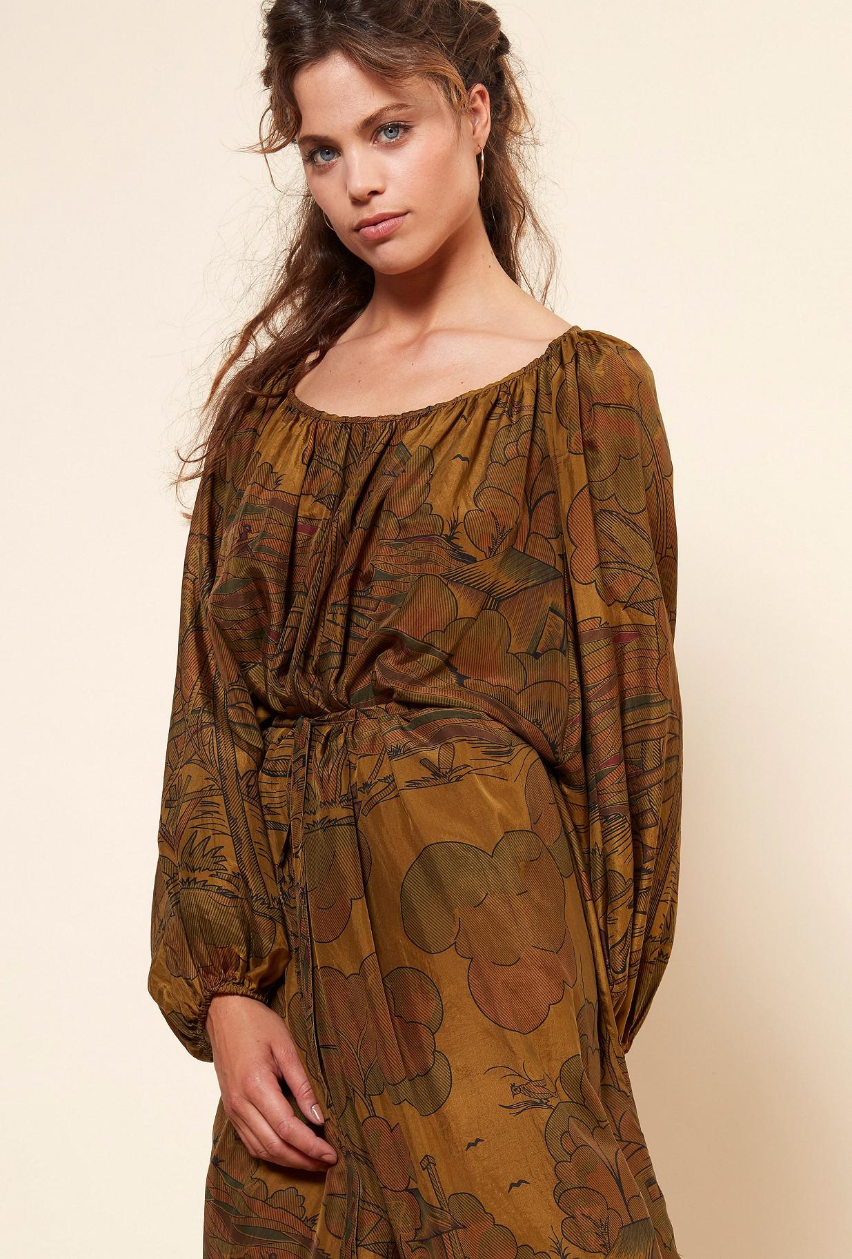 Paris clothes store Dress  Cyprille french designer fashion Paris