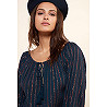 Paris boutique de mode vêtement Blouse créateur bohème  Elize