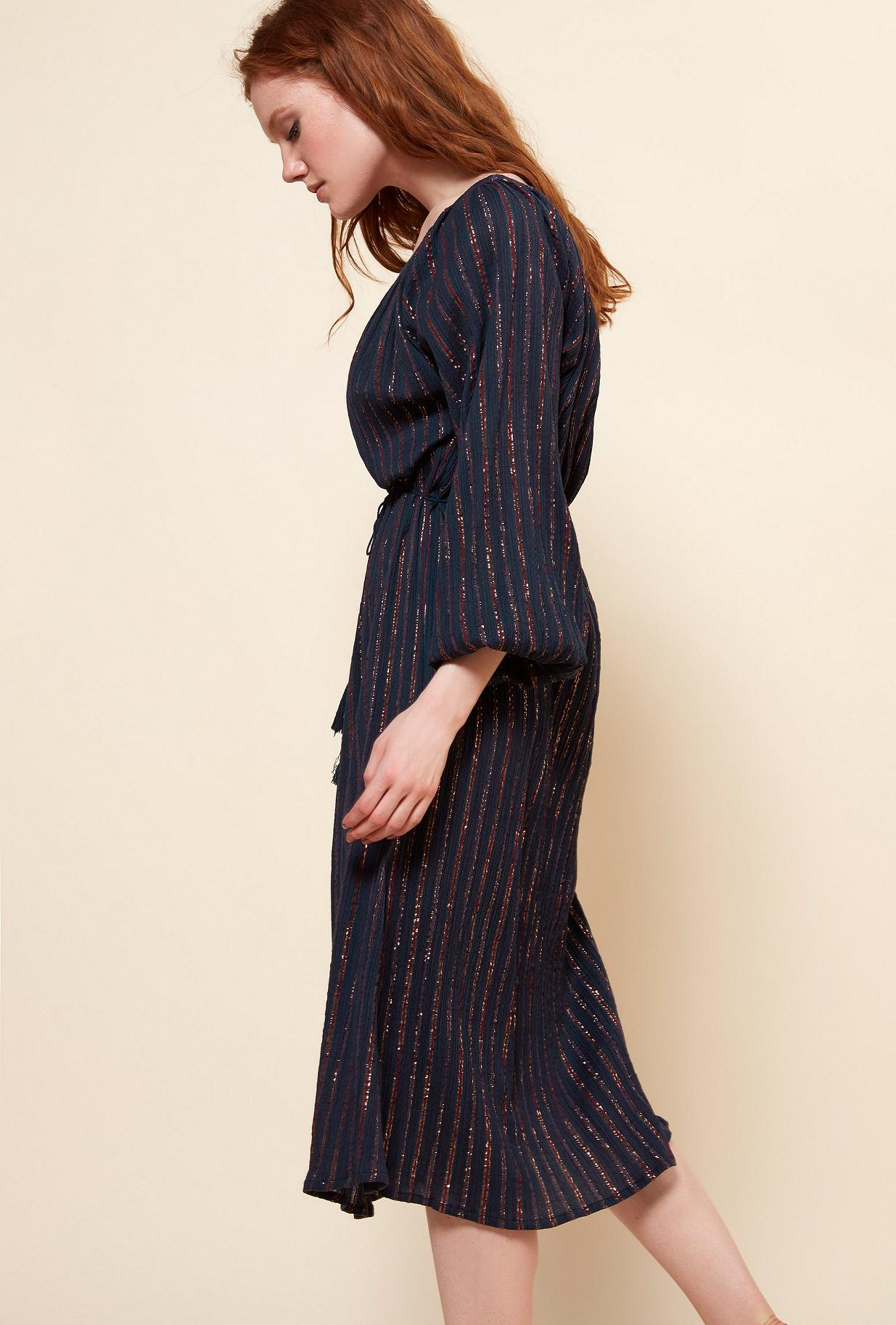 Paris boutique de mode vêtement Robe créateur bohème  Esmeralda