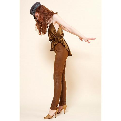 Cumin  PANT  Esther Mes demoiselles fashion clothes designer Paris