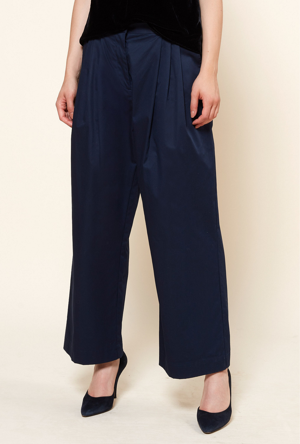 Blue PANT Garisson Mes Demoiselles Paris