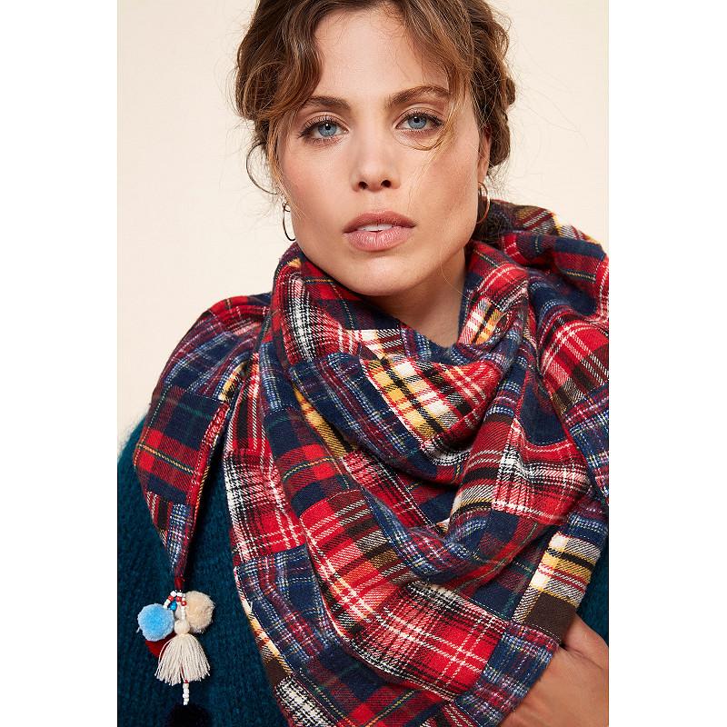 Paris clothes store Scarf  Gigi french designer fashion Paris