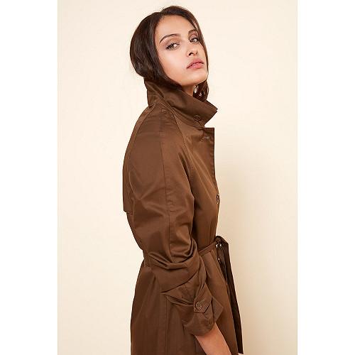 Khaki COAT Grant Mes Demoiselles Paris