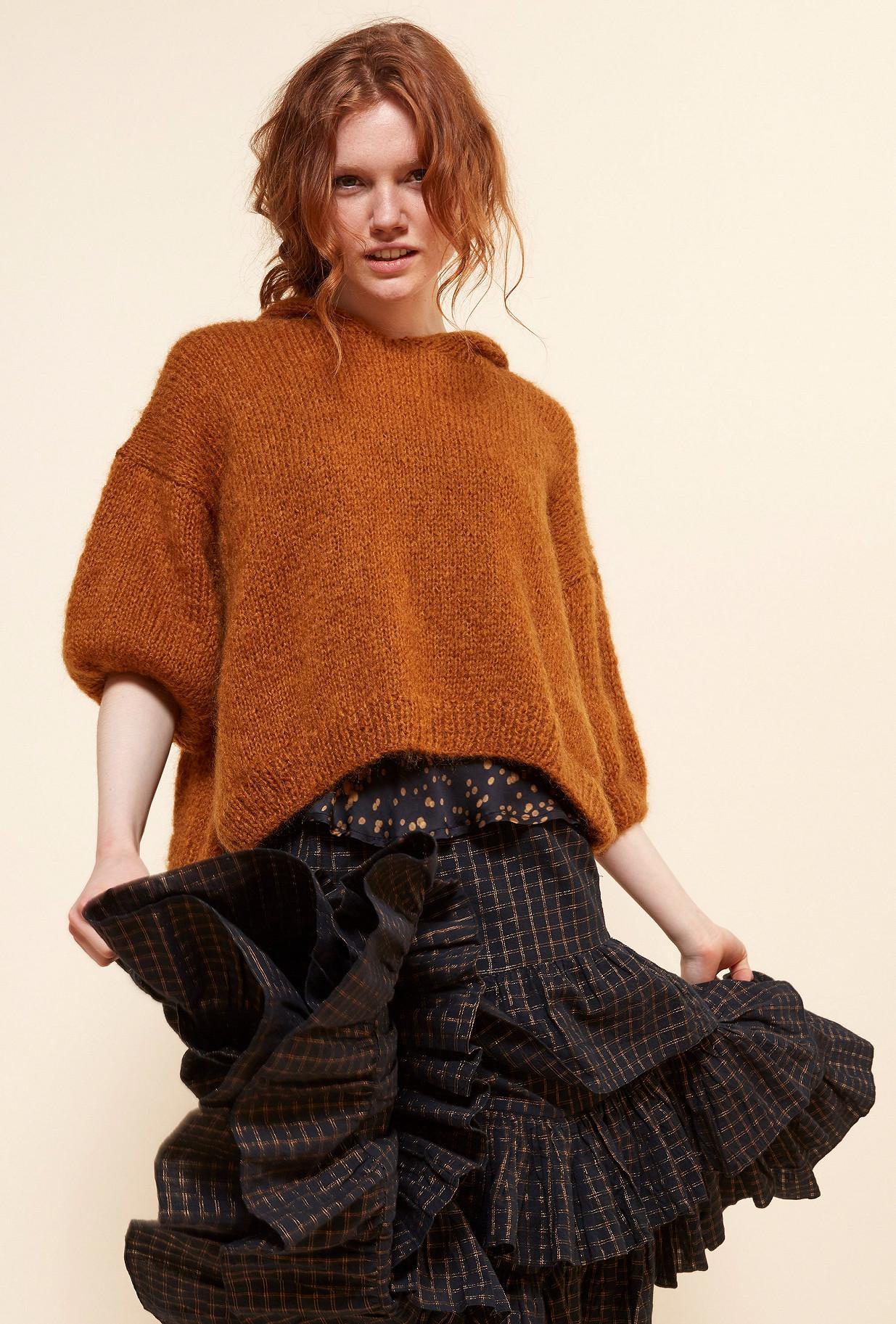 Paris boutique de mode vêtement Maille créateur bohème  Jedi