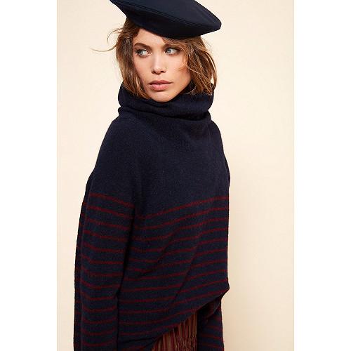 Navy Knit Macarthur Mes Demoiselles Paris